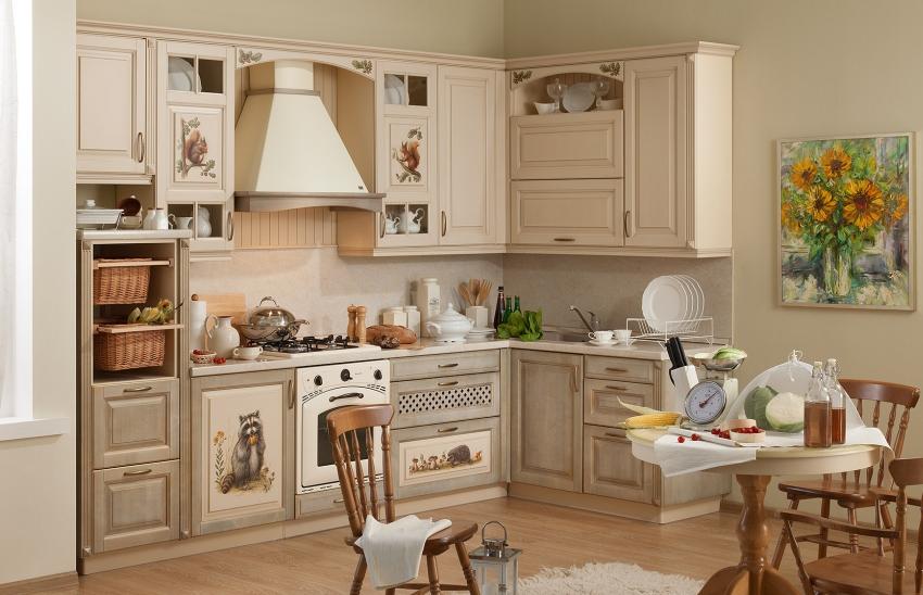 Экомебель кухни фото